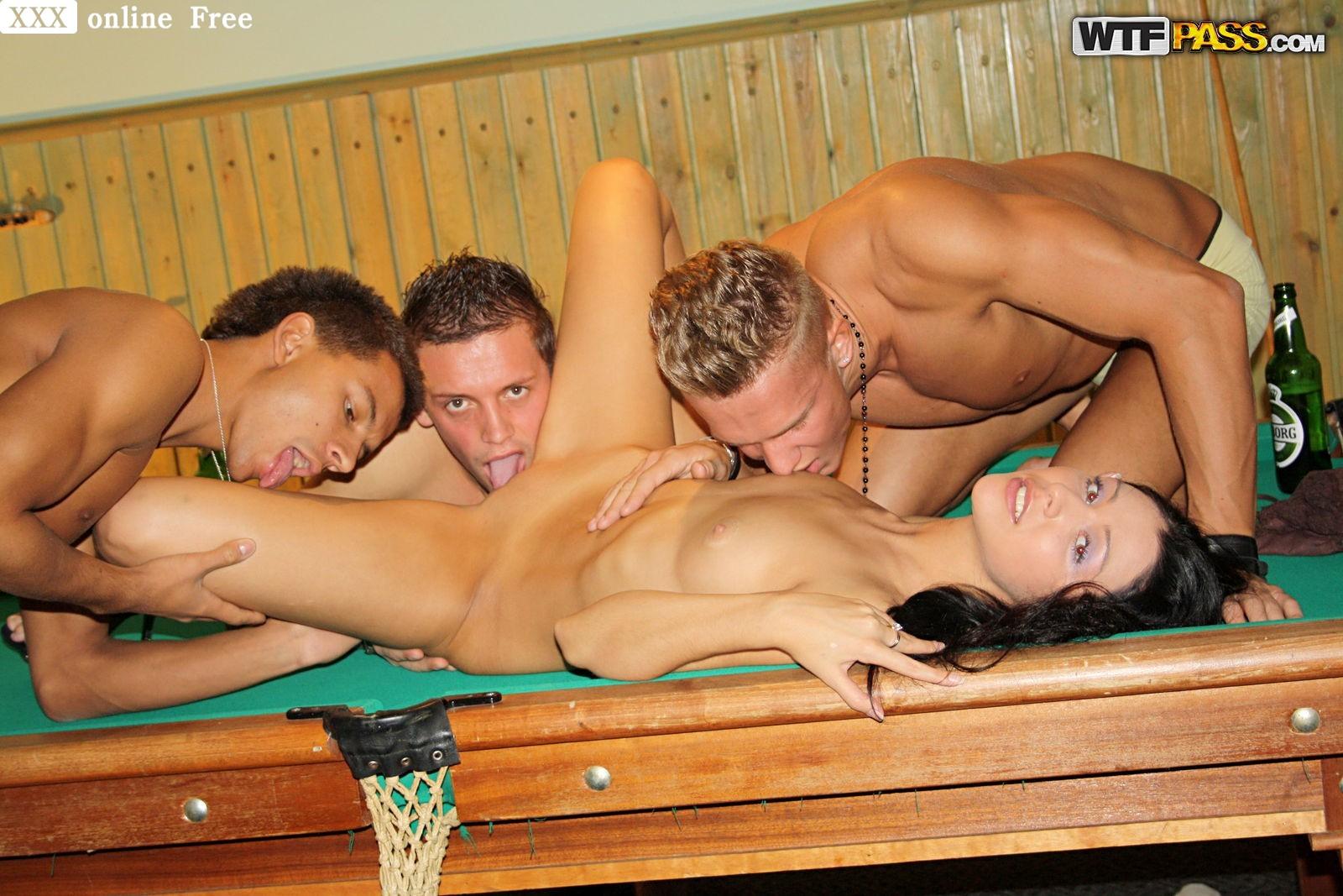 Hardcore Sauna